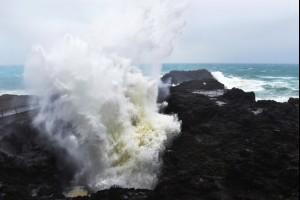 Sea Explosions