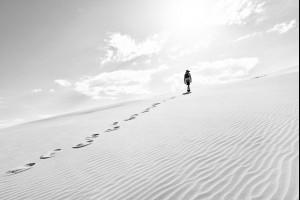 Walking the Dunes