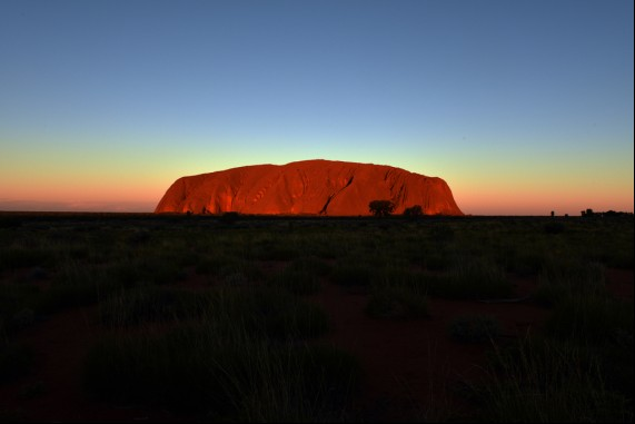 Uluru Dusk