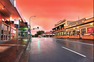 Old Corrimal Town
