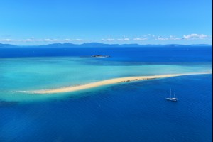 Langford Island, Whitsunday's