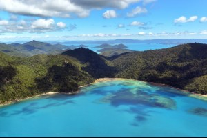 Whitsunday Island's