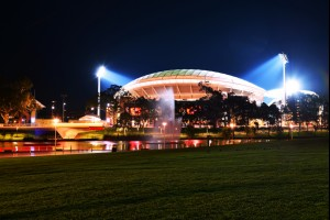 An Adelaide Night