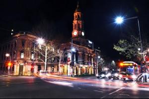 Adelaide Night
