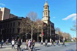 Adelaide Town