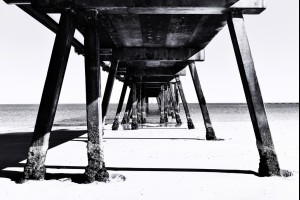 Beneath Glenelg