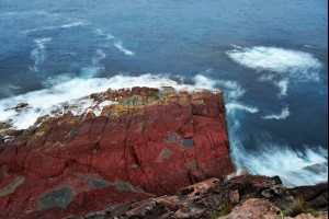 Red Rock Shelf