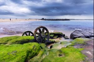Wheels of the Sea
