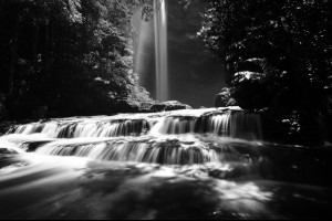 Waterfall Light