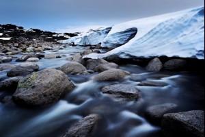 The Australian Glacier