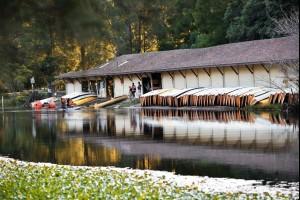 Historic Boat Sheds