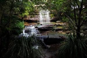 Bottle Creek Falls