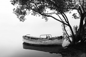 The Old Wood Boat