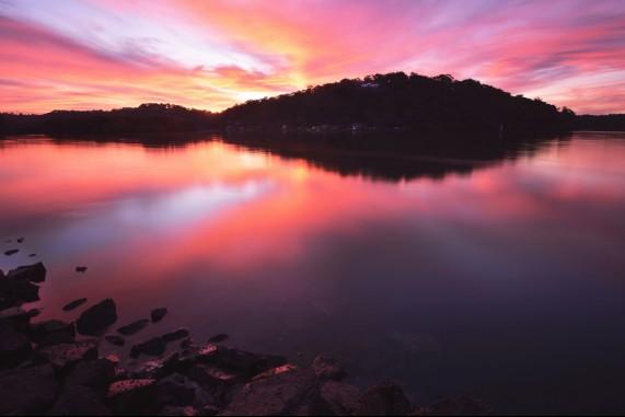 Red River Bay