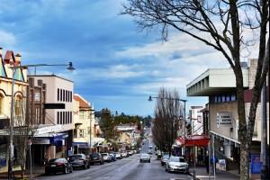 Cold Katoomba