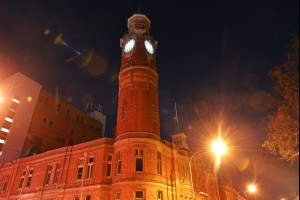 Launceston Clock