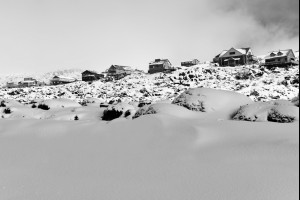 Huts on the Hill