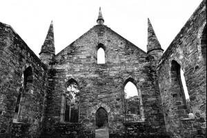 The Port Arthur Church