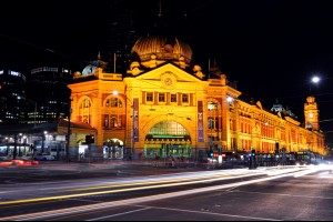The Lights of Melbourne