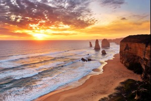 An Apostles Sunset