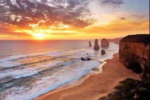An Apostles Sunset