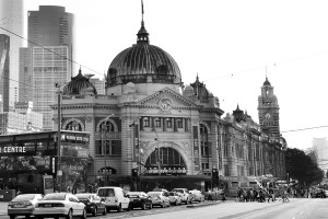 Old Melbourne Town