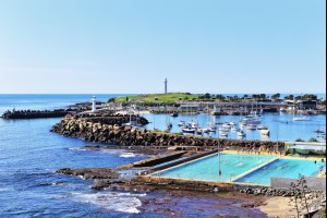 Spring in Wollongong