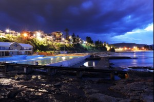 Wollongong by Night