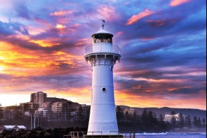 Red Night - Wollongong
