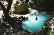 Gunjan Virk, Things to Dot photo shoot at Inambakan Falls, Philippines