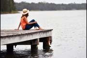 Gunjan Virk, Things to Dot photo shoot at Lake Illawarra