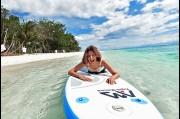 Gunjan Virk, Things to Dot photo shoot at White beach, Philippines