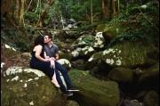 Couple photo shoot at Kiama