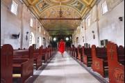 Gunjan Virk, Things to Dot photo shoot at Booljoon Church, Philippines
