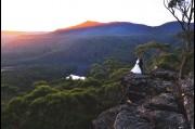 Rach and Aaron - Kangaroo Valley Bush Retreat