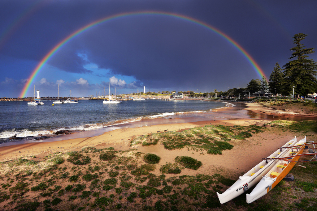Wollongong City Harbour
